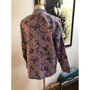 Amazing Print Flawless Jacket